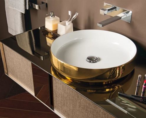 inset washbasin